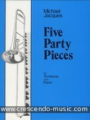 5 Party pieces. Jacques, Michael