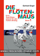 View a sample page! Die Flotenmaus - Band 1 - Engel, Gerhard