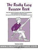 The really easy bassoon book. Album