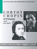 24 Preludes, Op.28. Chopin, Frédéric