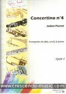 Concertino No.4. Porret, Julien