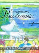 Easy listening piano souvenirs - 1. Album