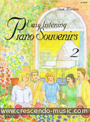 Easy listening piano souvenirs - 2. Album