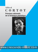 Principes rationnels de la technique. Cortot, Alfred