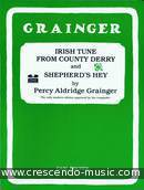 Irish tune from county derry. Grainger