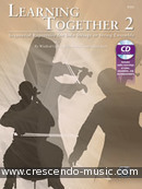 Bekijk een voorbeeldpagina! Learning Together - Vol.2 (Double bass) - Crock, Winifred; Dick, William; Scott, Laurie