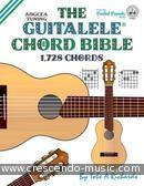 Voir le contenu! The Guitalele Chord Bible - Richards, Tobe