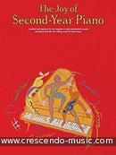The Joy of Second Year Piano. Album