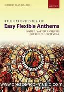 Voir le contenu! The Oxford Book of Easy Flexible Anthems - Album