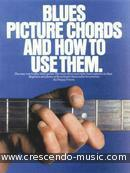 Blues picture chords and how to use them. Traum, Happy