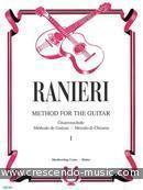 Method for the guitar - 1. Ranieri, Silvio