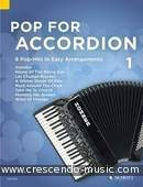 Pop for Accordion - Band 1. Album