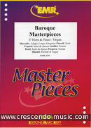 View a sample page! Baroque Masterpieces (Eb horn) - Album