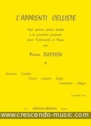L'apprenti celliste. Ruyssen, Pierre