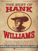 The Best of Hank Williams (2nd edition).