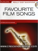 Realy Easy Saxophone: Favourite Film Songs. Album