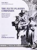 The flute player's companion - Vol.2. Blakeman, Edward
