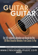 Guitar Guitar: 100 Most Beautiful Melodies from Classic to Pop. Album