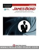 Instrumental Play-Along: James Bond - Horn in F (Book/Online Audio). Album