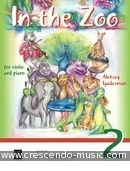 In the Zoo - Vol.2 (10 Easy Pieces). Igudesman, Aleksey