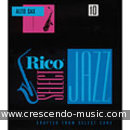 Reeds select jazz 3 M voor baritonsax. Rico select jazz