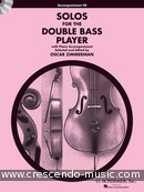 Solos for the Double Bass (Accompaniment CD). Album