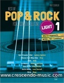 View a sample page! Best of Pop & Rock for Acoustic Guitar Light - Vol.1 - Album