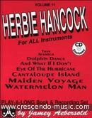 Aebersold Vol.11 - Herbie Hancock for all instruments. Hancock, Herbie