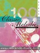 100 Classic Melodies for Flute. Album