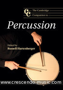 The Cambridge Companion to Percussion. Hartenberger, Russell