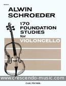 170 Foundation studies - 2. Schroeder, Alwin