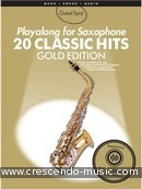 Guest Spot: 20 Classic Hits Gold Edition (Playalong for alto saxophone). Album
