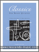 Classics For Brass Quintet - Full Score. Album
