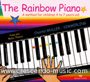 The Rainbow Piano. Muller-Simmerling, Chantal