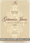 Getaran Jiwa, Op.125. Duarte, John William