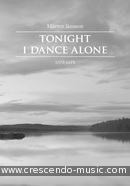 Tonight I dance alone. Jansson, Marten
