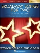 Broadway Songs for Two. Album