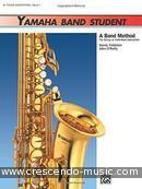 Yamaha band student - Tenor sax book 1. Feldstein, Sandy