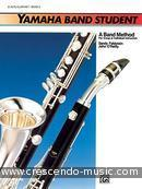 Yamaha band Student - Tenor sax book 2. Feldstein, Sandy