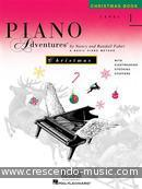 Piano Adventures: Christmas Book - Level 1. Faber, Nancy; Faber, Randall