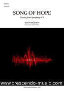 Song of Hope (Soprano). Houben, Kevin