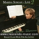 Marina Surgan Live - Vol.2 (CD only). Surgan, Marina