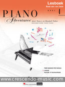 Piano Adventures: Lesboek 4. Faber, Nancy; Faber, Randall