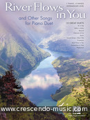 River Flows in You and Other Songs for Piano Duet. Album