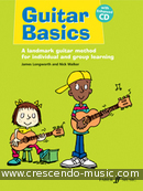 View a sample page! Guitar Basics - Longworth, James; Walker, Nick