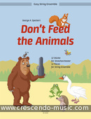 Bekijk een voorbeeldpagina! Don't feed the Animals - Speckert, George A.