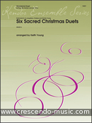 Six Sacred Christmas Duets. Album