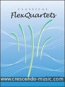 Classical FlexQuartets - Bass Clef Instruments. Album