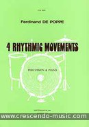 View a sample page! 4 Rhythmic movements - De Poppe, Ferdinand