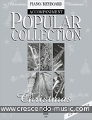 Popular Collection – Christmas (Piano accompaniment for all solo editions). Album
